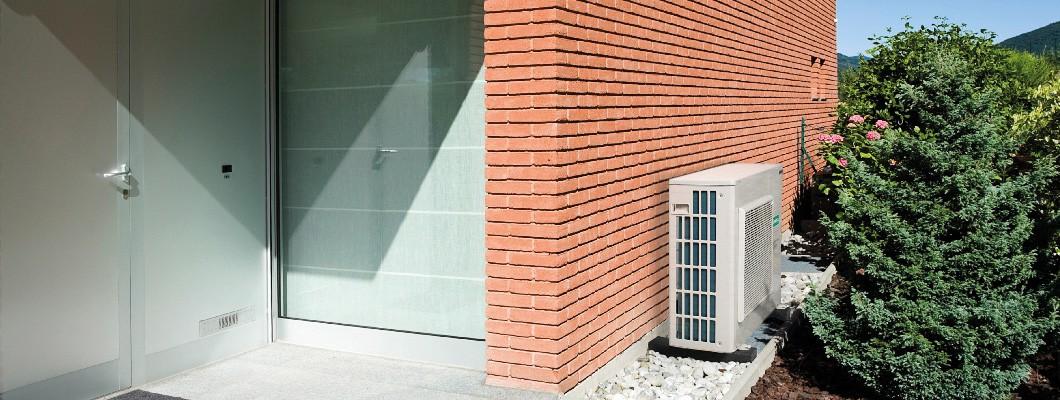 Waterstage lucht-waterwarmtepompen