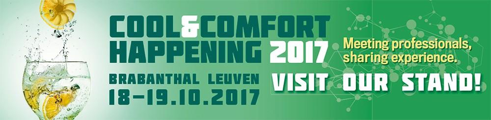 Cool & Comfort Happening 2017
