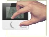 Domuz, le système de réglage par zone pour pompes à chaleur: chaque zone est gérable séparément