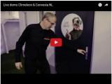 Live demo: Climeleon geluiddempende omkasting en Convexia laag-energieconvectoren
