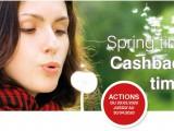 Spring Time Cashback FR