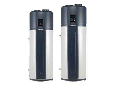 Sanistage warmtepompboilers + zonthermie