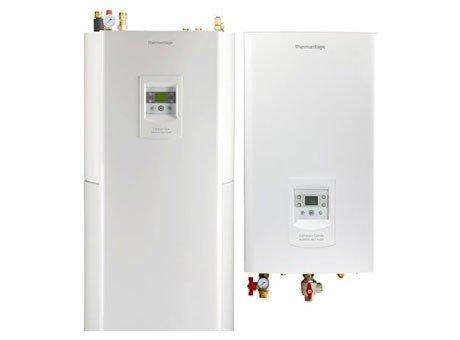 Thermastage lucht-waterwarmtepompen